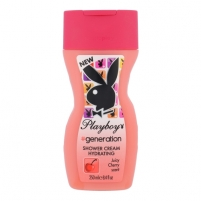 Playboy Generation For Her Shower Cream for Women 250ml Shower gel