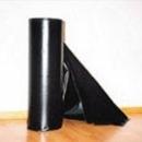 Plėvelė izoliac. Juoda 6/0,1 mm/120 m, 6x120m , 100mikr., Juoda