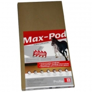 Plėvelė-paklotas Max-Pod 3 mm Decking floor coverings