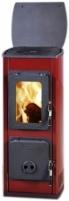 Plieninė krosnelė Thorma Milano II b, raudonos spalvos