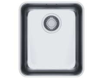 Plieninė plautuvė FRANKE ANX 110-34 Nerudyjančio tērauda virtuves izlietnes