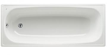 Plieninė vonia MADALENA 170x70 su kojom