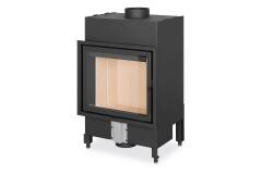 Plieninis židinio ugniakuras Romotop Basic B2N01