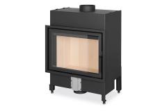 Plieninis židinio ugniakuras Romotop Basic B2Z01