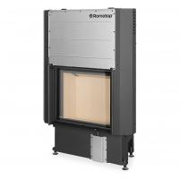 Plieninis židinio ugniakuras Romotop IMPRESSION 2G L 67.60.01 su pakeliamomis durimis