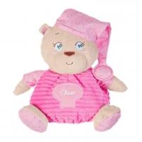 Pliušinis rožinis meškutis dėžutėje | Chicco Kitos prekės kūdikiams