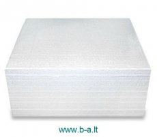 Expanded polystyrene EPS80 (1000x500x100)