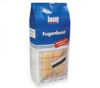 KNAUF tile joint filler Fugenbunt Grau (grey) 10 kg