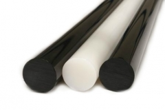 Poliamidinis strypas PA6 diam. 55mm