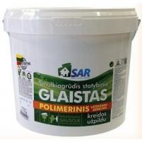 Polimerinis glaistas SAR kibirėlis 5 kg