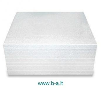 Polystyrene Universal 1000x1000x100 Polystyrene floors, foundations, roofs