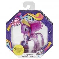 Ponis A9878 / A5932 My Little Pony Rainbow Power Shimmer Glitter Princess Twilight Sparkle HASBRO