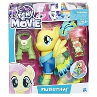 Ponis C1820 / C0721 My Little Pony Snap-On Fashion Fluttershy