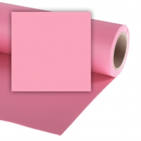 Popierinis fonas Colorama 1,35x11m Carnation Studijiniai priedai