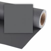 Popierinis fonas Colorama 1,35x11m Charcoal Studijas aksesuāri