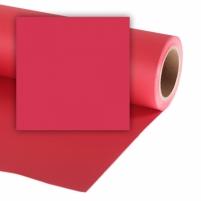 Popierinis fonas Colorama 1,35x11m Cherry Studijas aksesuāri