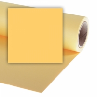 Popierinis fonas Colorama 1,35x11m Maize Studijas aksesuāri