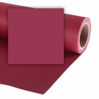 Popierinis fonas Colorama 2,72x11m Crimson Studijas aksesuāri