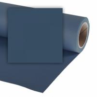 Popierinis fonas Colorama 2,72x11m Oxford Blue Studijas aksesuāri