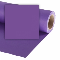 Popierinis fonas Colorama 2,72x11m Royal Purple