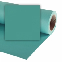 Popierinis fonas Colorama 2,72x11m Sea Blue