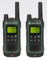 Portatyvios radio stotelės Motorola T81 Hunter DuoPack , 10km, Green Racijos, CB radijo stotelės