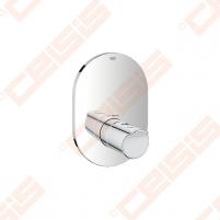 Potinkinio termostatini vonios/dušo maišytuvo dekoratyvinė dalis Grohtherm 2000