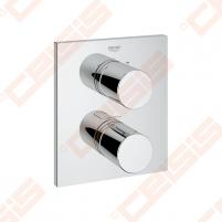 Potinkinio termostatinio vonios/ dušo maišytuvo dekoratyvinė dalis GROHE Grohtherm 3000 Cosmopolitan