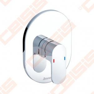 Potinkinis dušo maišytuvas RAVAK Chrome CR 066.00, skirtas R-box