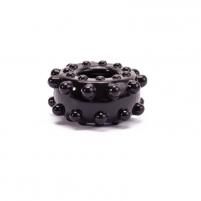 Power Plus penio žiedas Apvalainis (juoda) Bdsm dzimumlocekļa gredzeni