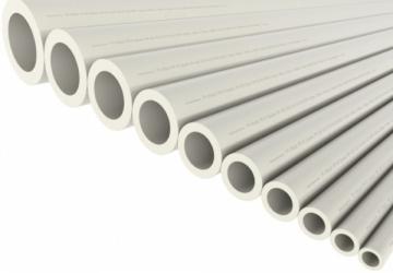 PPR lituojamas vamzdis, d 63x10.5mm, PN20 Instalplast tubes