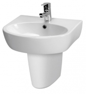 Praustuvas Cersanit, Parva, 50 cm. Wash basins