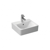 Praustuvas IDEAL STANDARD, CONNECT, CUBE 40x36 cm Ceramic kitchen sinks