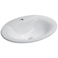 Praustuvas IDEAL STANDARD, OCEANE, 54 cm Ceramic kitchen sinks