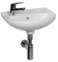 "Praustuvas ""Lyra Plus"" 40x31 sk. kairėje Wash basins"