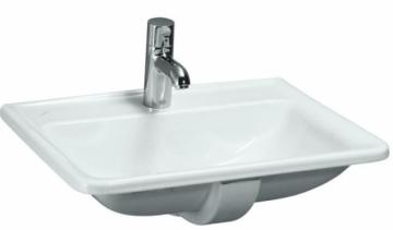 """Praustuvas """"Pro"""" 56x45 iš viršaus įleidžiamas Wash basins"""