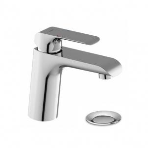Praustuvo maišytuvas Ravak Flat, su dugno vožtuvu FL 013.00 Faucets vanities