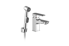 Praustuvo maišytuvas Ravak su bide dušeliu, BM 011.00 Faucets vanities