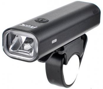 Priekinė lempa ProX Aero F III 1-LED 400Lm USB Gaismas velosipēdi