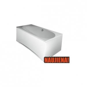 Priekinis vonios uždengimas voniai Audra 170x80 Vannas istabā aksesuāri