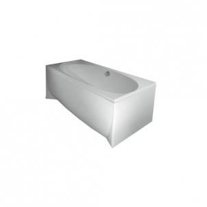 Priekinis vonios uždengimas voniai Audra 180x80