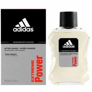 Priemonė po skutimosi Adidas Extreme Power Aftershave 100ml Losjonai balzamai