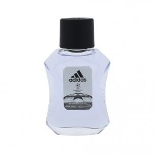 Priemonė po skutimosi Adidas UEFA Champions League Arena Edition Aftershave 50ml Losjonai balzamai