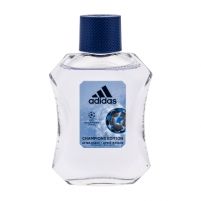 Priemonė po skutimosi Adidas UEFA Champions League Champions Edition Aftershave 100ml Losjonai balzamai