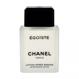 Priemonė po skutimosi Chanel Egoiste Aftershave 100ml Losjonai balzamai