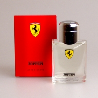Lotion balsam Ferrari Red After shave 75ml