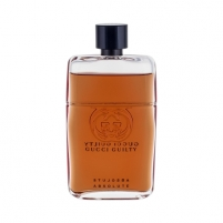 Lotion balsam Gucci Guilty Absolute Pour Homme Aftershave 90ml