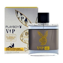 Priemonė po skutimosi Playboy VIP Platinum Edition Aftershave 100ml
