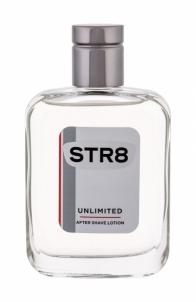Priemonė po skutimosi STR8 Unlimited Aftershave 100ml Losjonai balzamai