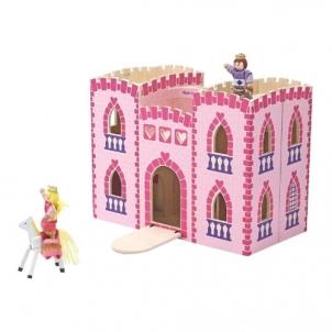 Princesės pilis Fold&Go Princess Castle
